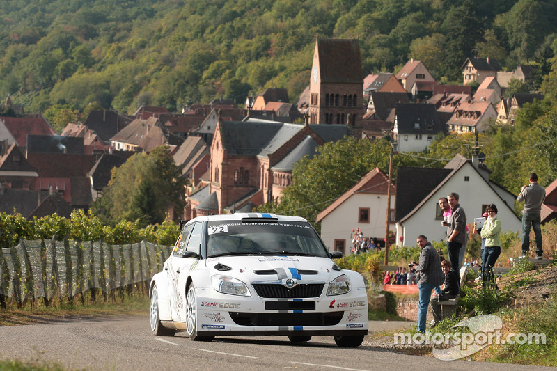 Voilà: Volkswagen drivers make strong showing in France