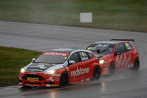BTCC Race report Plato and Jackson share wins at Silverstone