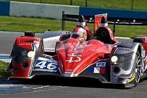 ALMS Preview Team Thiriet by TDS Racing focused on Petit Le Mans