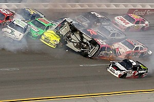 NASCAR Sprint Cup Special feature Concussion final nail in coffin of Earnhardt's 2012 title hopes