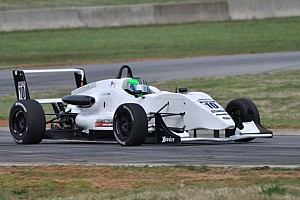 USF2000 Practice report 2012 Champion La Rocca leads Friday F2000 practice at Watkins Glen
