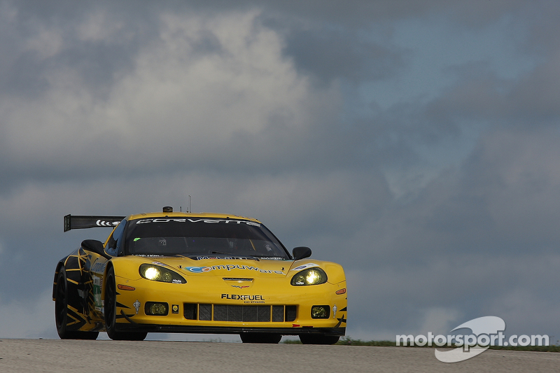 Oliver Gavin seeking to wrap up the year Petit Le Mans win