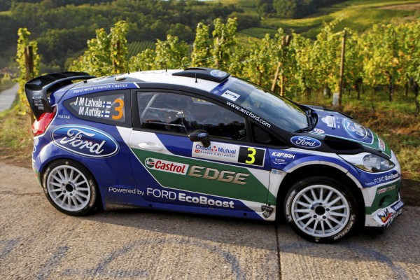 Ford will support M-Sport but ends brand sponsorship