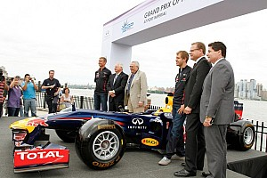 Formula 1 Breaking news 2013 calendar down to 19 as F1 loses New York