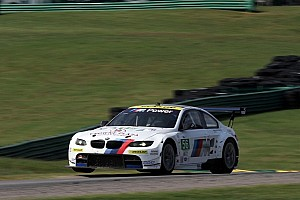Summerton is enjoying the challenge of sportscar racing