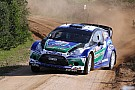 Double disappointment as Solberg and Latvala crash out in Italy