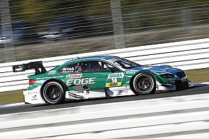 DTM Qualifying report BMW driver Farfus claims second pole in a row at Hockenheim