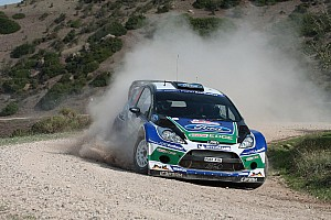 WRC Leg report Ford duo leave dramas behind during clean run in Sardinia