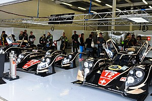 WEC Race report REBELLION Racing closes 2012 season in Shanghai with their sixth win