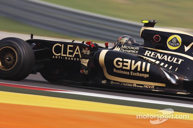 Grosjean 'deserves' Lotus seat - Boullier