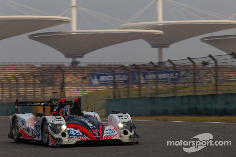 Pecom Racing pleased with outcome at Shanghai