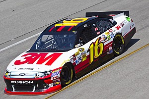 Biffle fastest Ford in qualifying at Texas