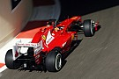 A disappointing qualifying for Ferrari in the Abu Dhabi night
