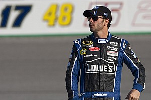 NASCAR Sprint Cup Race report Johnson gets the Texas 500 win in his Hendrick Chevrolet