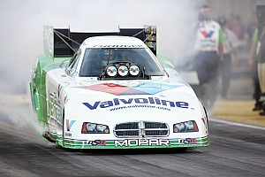 NHRA Preview Beckman right where he wants to be heading to finale at Pomona
