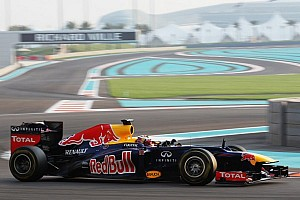 Félix da Costa sets fast lap at Young Drivers' 2nd day in Abu Dhabi testing