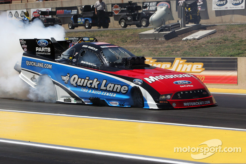 Tasca ready for finale at Pomona