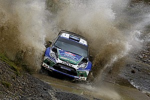 WRC Leg report Latvala holds third for Ford after rain brings attrition in Spain