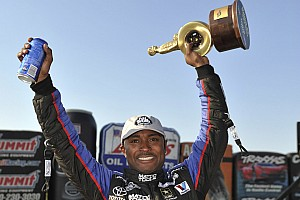 NHRA Race report Don Schumacher Racing wins two championships at Pomona finale