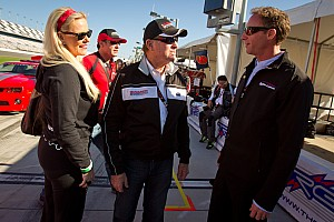 Grand-Am Breaking news Darren Law joins Bob Stallings Racing for 2013 Daytona 24
