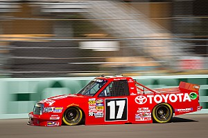 NASCAR Truck Race report Peters finishes second in points after Homestead 200 finale