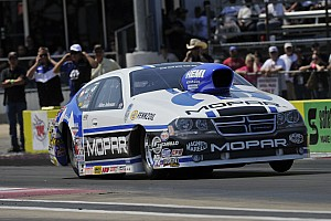 NHRA Breaking news Coughlin Jr. and Johnnson become teammates in 2013