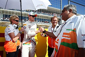 Formula 1 Preview Sahara Force India looks forward to the final race of the 2012 season in Brazil