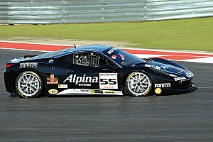 Ferrari Race report Scott Tucker, Level 5 complete big weekend in Austin