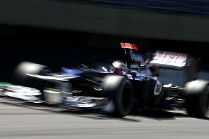 Formula 1 Qualifying report Maldonado qualified sixth and Senna 12th for Brazilian GP