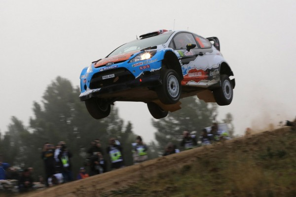 M-Sport Qatar team confirms Østberg for full season in 2013