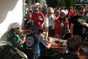 2012 Holiday season kicks off John Force Holiday Car Show
