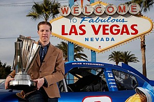 NASCAR Sprint Cup Breaking news Day 1: Keselowski arrives in Las Vegas for Champion's Week