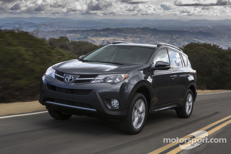 All-new 2013 Toyota RAV4 makes world debut at Los Angeles International Auto Show
