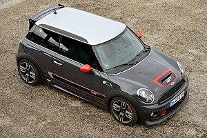 Automotive Breaking news The MINI John Cooper Works GP makes North America debut at Los Angeles auto show