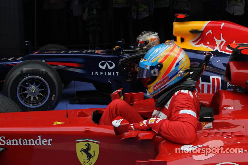Vettel overtaking saga 'now closed' - Ferrari