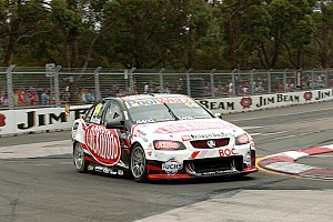 V8 Supercars Race report Strong finish deflated for Lockwood Racing in Sydney