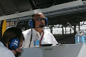 IndyCar Breaking news Veteran engineer Eddie Jones joins Rahal Letterman Lanigan Racing
