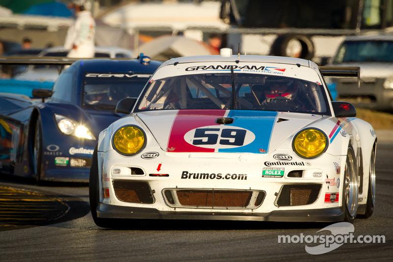 Brumos Racing sets driver lineup for Rolex 24 at Daytona
