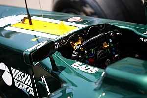 Formula 1 Rumor Caterham 'close' to completing 2013 lineup