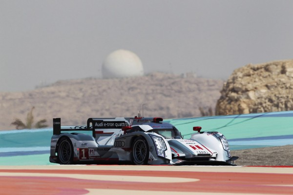 2012 champions comment on the Audi hybrid technology