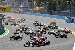 Formula 1 Breaking news Valencia surprised as Barcelona scraps alternation plans