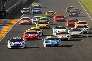 Ferrari Breaking news Ferrari Challenge series brings many novelties for 2013