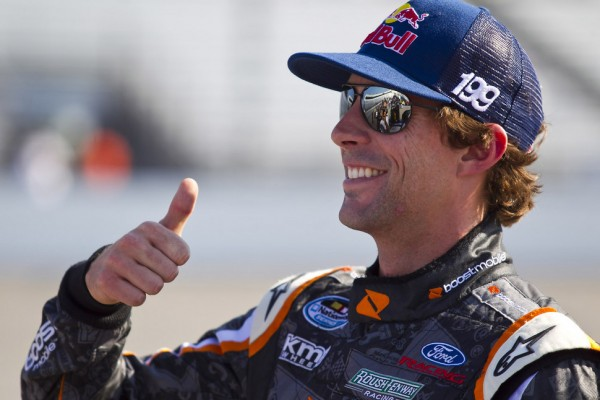 Pastrana inks deal with Roush Fenway Racing
