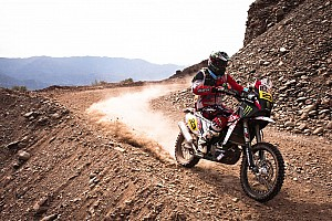 Husqvarna Rallye Team by Speedbrain ready for the Dakar 2013