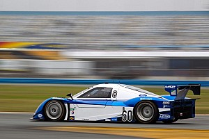Grand-Am Testing report Allmendinger, Lally in familiar territory on first day of Daytona testing
