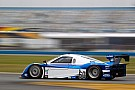 Allmendinger, Lally in familiar territory on first day of Daytona testing