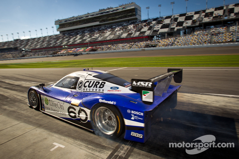 Justin Wilson and MSR look to repeat Daytona 24H success