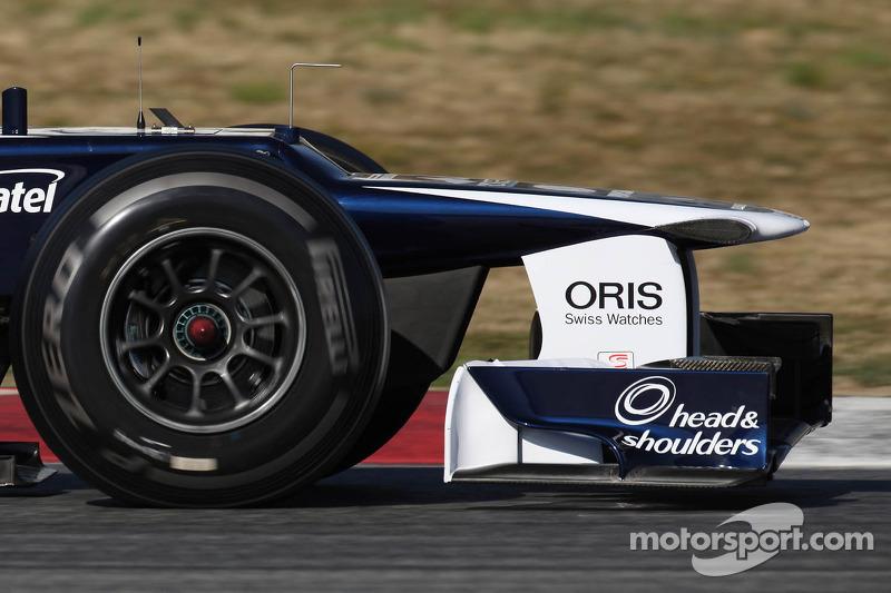 No 'step nose' on Williams' 2013 car - Bottas