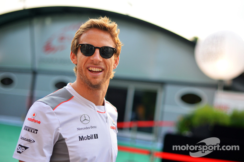 F1 experts say Button new McLaren 'number 1'