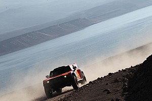 Dakar Stage report Gordon notches back-to-back wins on the penultimate stage